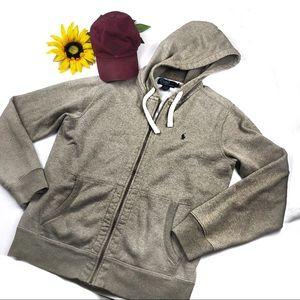 ❌SOLD❌Polo Ralph Lauren Full Zip Hoodie Jacket